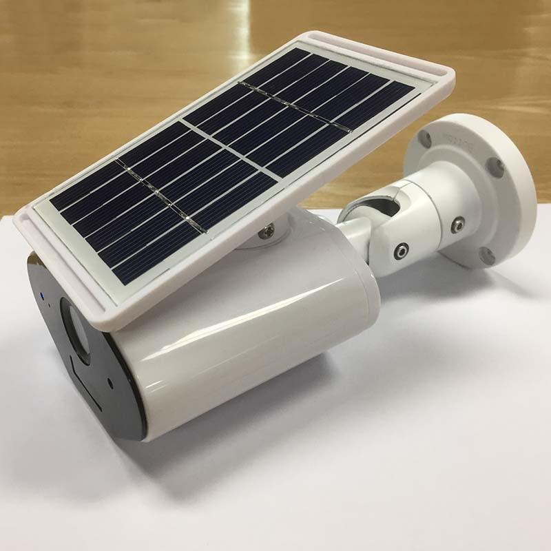 Newly L4 CCTV Camera 6pcs LEDs Wifi PIR Detection Waterproof Solar Energy ChargingNewly L4 CCTV Camera 6pcs LEDs Wifi PIR Detection Waterproof Solar Energy Charging
