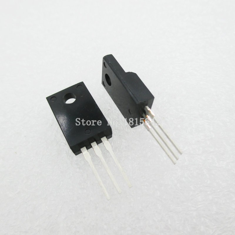 10PCS/Lot FQPF7N80 FQPF7N80C Triode 7N80 Field Effect Transistor TO-220 New Wholesale Electronic