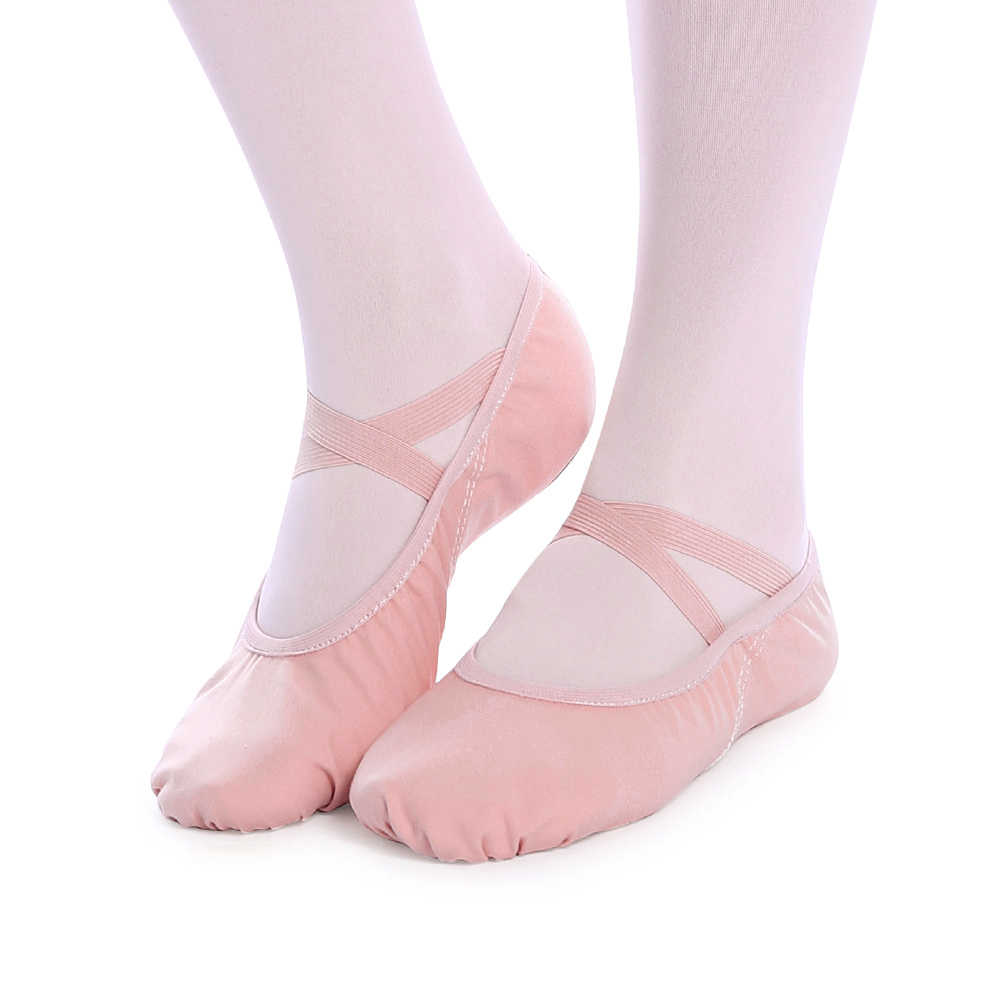 Womens flat heel dance Jazz boots soft sole 5 COLORS ballet PAW sneakers shoes