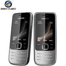 Nokia 2730 классический разблокированный мобильный телефон 2730c дешевый 3g телефон четырехдиапазонный 2MP камера