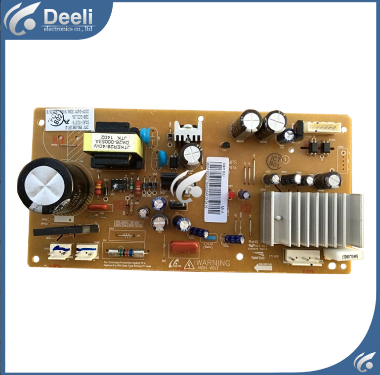 95% new used for refrigerator module board DA92-00279A DA41-00797A inverter board driver board frequency control panel original refrigerator computer board frequency conversion board da92 00279a da41 00797a