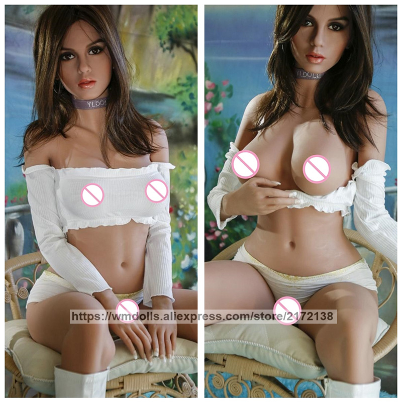 WMDOLL <font><b>155cm</b></font> Realistic Silicone <font><b>Sex</b></font> <font><b>Dolls</b></font> Lifelike <font><b>TPE</b></font> sexdoll Japanese Love Anime <font><b>Dolls</b></font> Big Breast For Man Adult Toys image