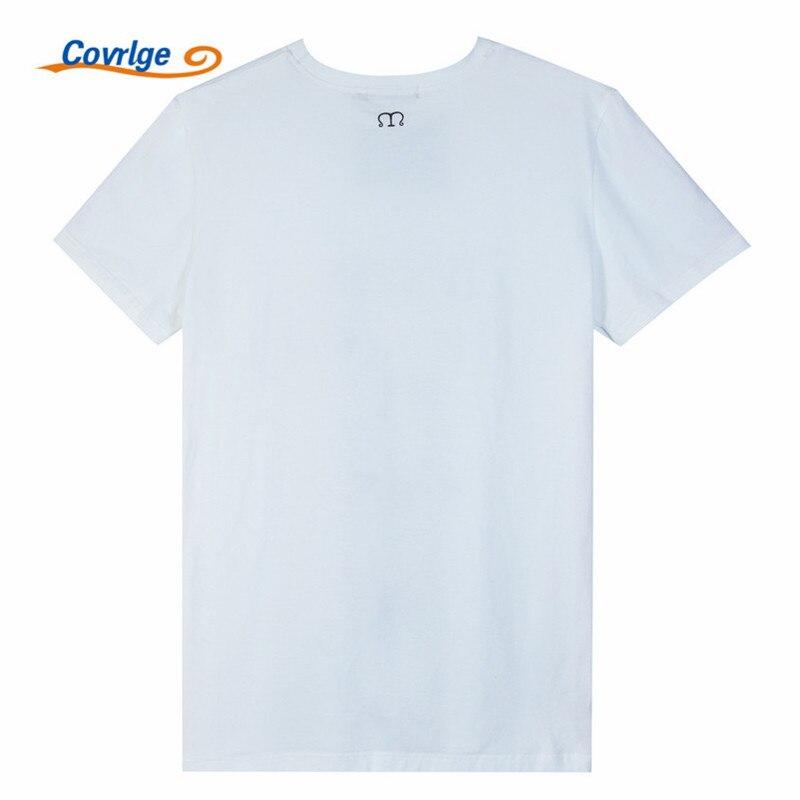 Moška majica s kratkimi rokavi Covrlge Majica s kratkimi rokavi - Moška oblačila - Fotografija 3