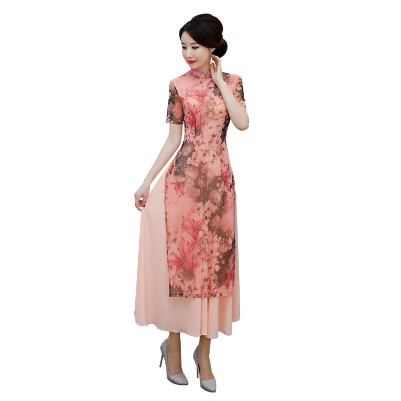 Hermosa Vestido De Novia Vietnamita Imagen - Colección del Vestido ...