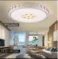 Breve manera moderna acrílico 18/24/36/72 w luz de techo llevada cotroller remoto dormitorio sala de estar estudio lámpara decorativa DY-1233
