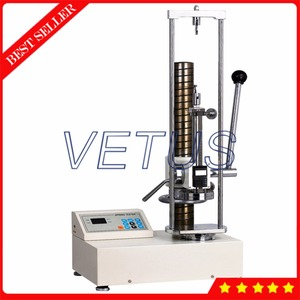 5000N/500kg/110Lb Big Spring Tensile Lood Tester Meter Spring Extension Compression Testing Machine without Printer ATH-5000