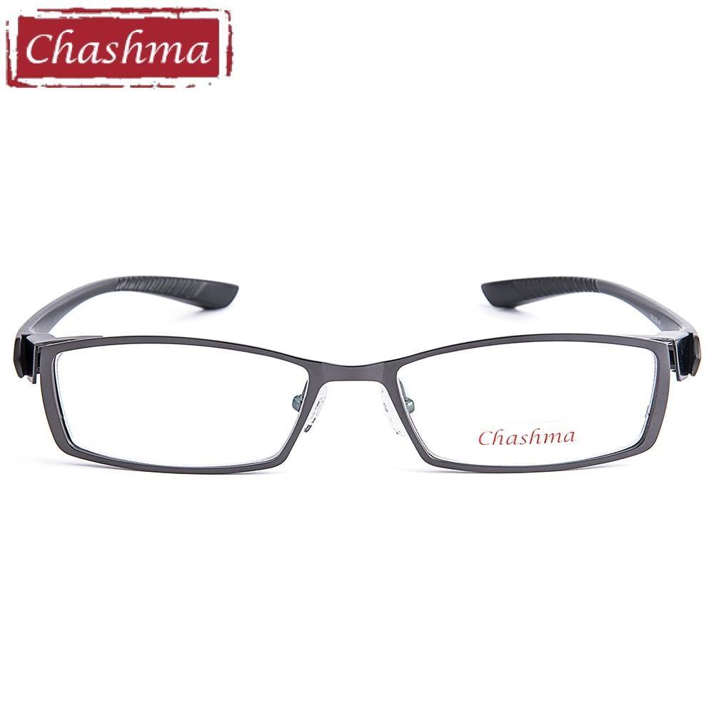 e33059b9ea2 Buy Men Titanium Alloy Metal Eyeglasses Full Frame Ultra Light ...