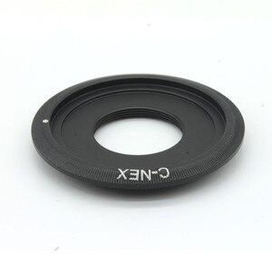 Image 5 - Adaptör halkası C dağı film Lens EOS M FX NEX M4/3 N1 MFT montaj C EOS M C NEX c FX C M4/3 C N1 CCTV Lens montaj adaptörü halkası