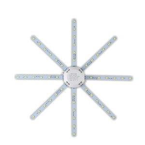 Image 2 - LED Tavan Lambası Ahtapot Işık 12W 16W 20W 24W LED ışık Kurulu 220V 5730SMD Enerji Tasarrufu beklentisi LED Lamba Soğuk Sıcak beyaz