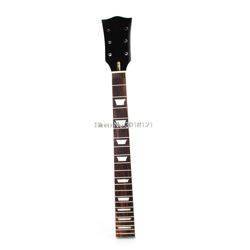 Guitare électrique cou pièces érable palissandre 22 Fret