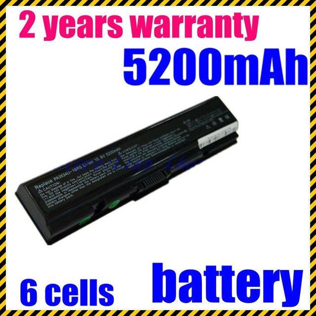 JIGU 6 cells Laptop Battery FOR Toshiba Satellite L202 L300 L300D L305D L350 L450 L450D L500 L500D L505 L550 L555D M209 M215