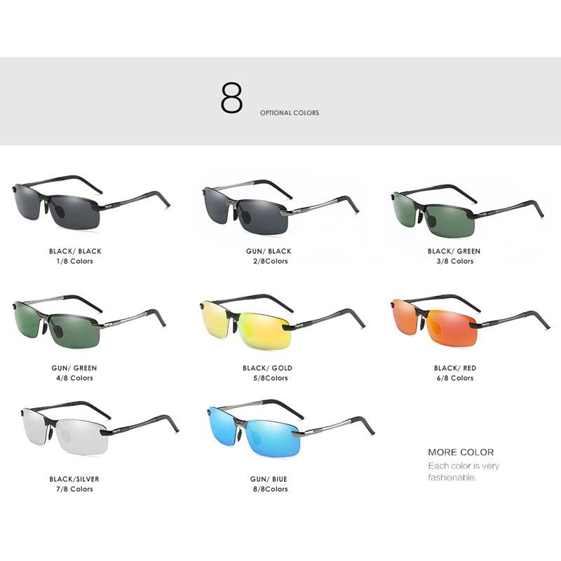f03833ffddd38 Pro Acme Marca Designer Homens Lente Polarizada Óculos De Sol Espelho de  Alumínio E Magnésio Masculino óculos de Sol Óculos Para Homens gafas PA0919