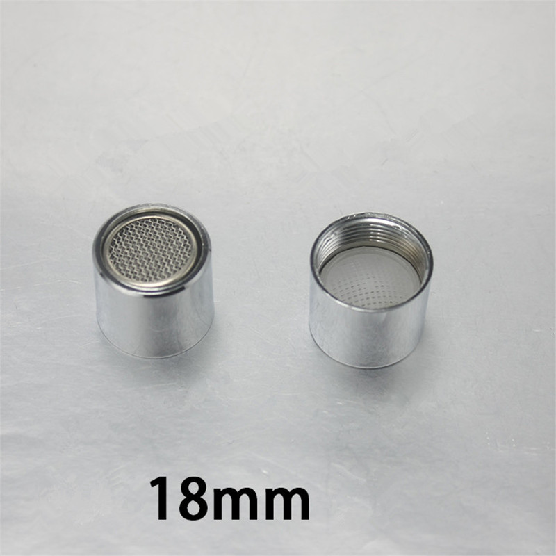 18MM Aerator F18 Faucet Aerator Water Saving Aerator Male Thread Female  Thread Aerator Kitchen Faucet Accessories