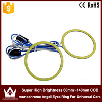 Night Lord 120mm Cob Led Light Cob Angel Eye Ring Driver Single Color 6color For Car