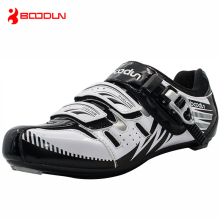 BOODUN Breathable Road Bike Bicycle Shoes Cycling Sneakers Men Sapatilha Ciclismo Sapato Masculino Zapatillas Deportivas Hombre