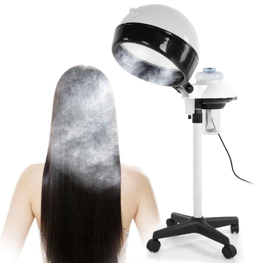 Hair Steamer Salon Spa Hair Steamer Rolling Stand Hooded