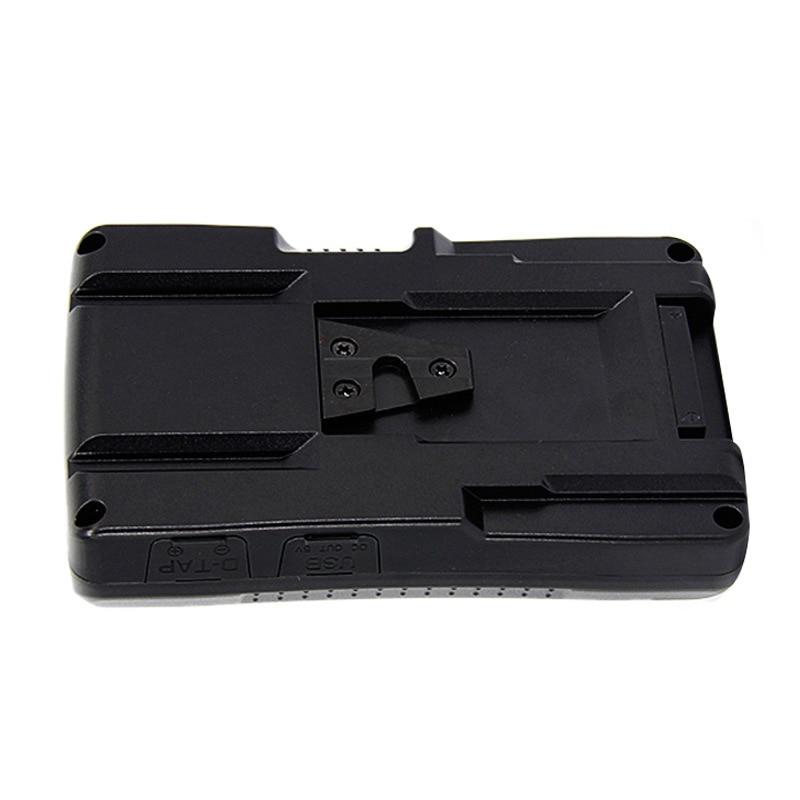 6600 mAh voor sony BP 95W Broadcast Camera Batterij Power V Poort HDW 800P DSR 250P Camcorder 14.4 V - 6