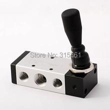 1/4 ''3/5 способ одной головкой ручные тяговые клапаны с замком 4H230-08L