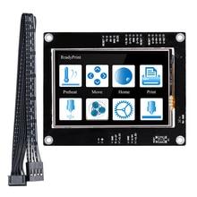 BIGTREETECH TFT35 V1.2 панель сенсорного экрана 3,5 дюймов Смарт-управление для RepRap MKS GEN L V1.4 SKR V1.3 Ramps1.6 3d части принтера