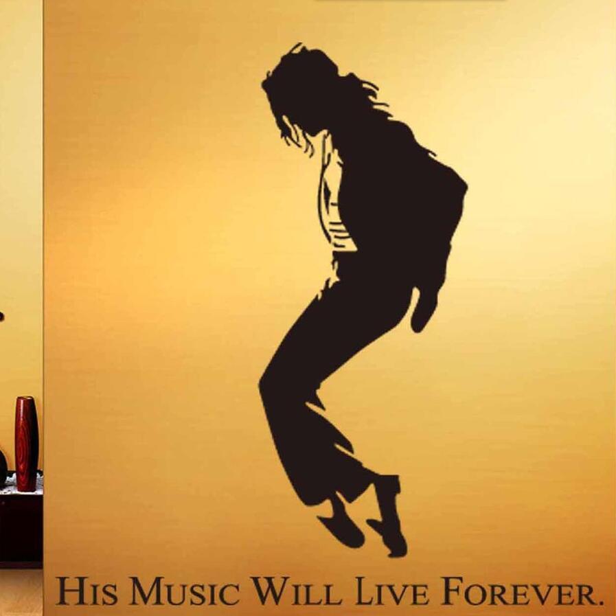 Art mural living room poster bedroom bathroom home decor mural china - Online Get Cheap Michael Jackson Posters Aliexpress Com