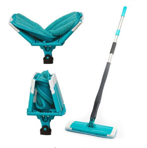 Rotating Mop 360 Spin Twist Mop Water Spray Mop Floor Cleaning Easy Bucket Dust Magic Microfiber Mop Electric Broom Cleaning