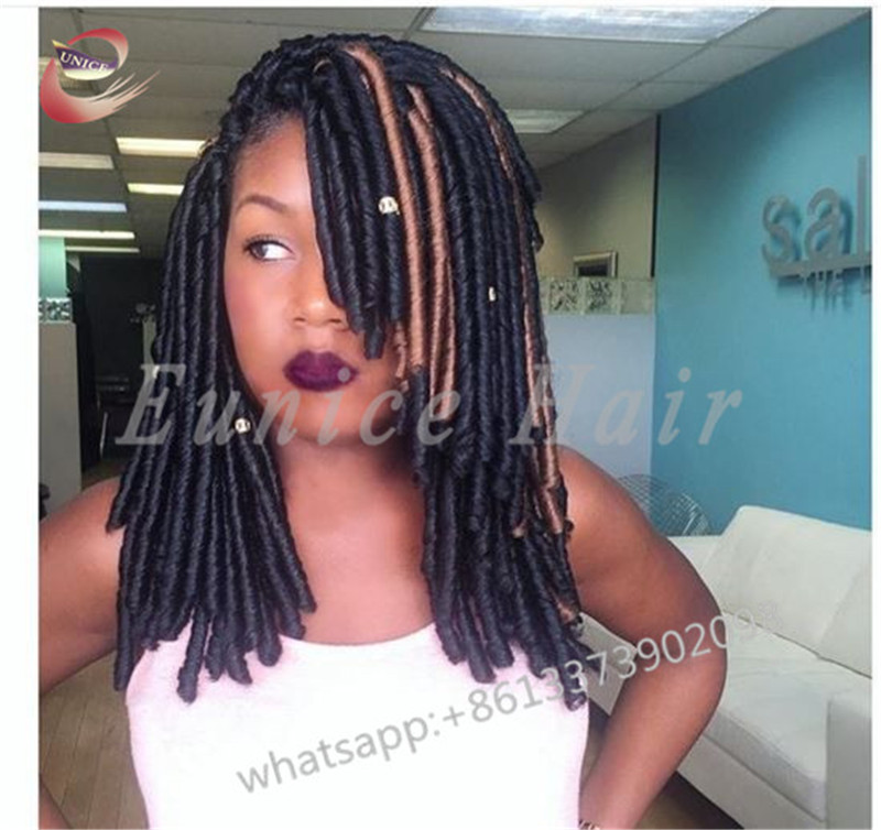 Crochet Individual Braids : How To Crochet Single Braids - Braids