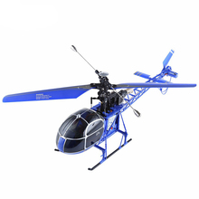 WLtoys V915 Lama 4CH 2.4G 6 Axis Gyro 2 Modes RC Helicopter Single Propeller High Simulation Durable Exciting RTF