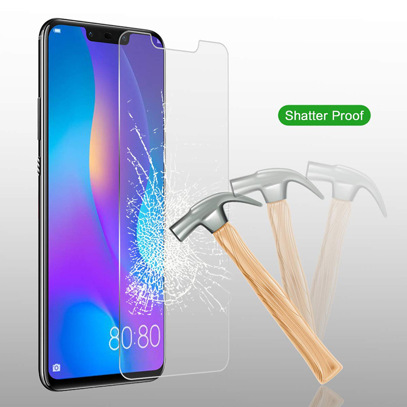 Tempered Clear Screen Protector Glass Film And Ultra-Clear HD Protect Glass with Premium 1