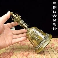 decoration art craft The copper antique decoration Feng Shui trumpet instruments copper Buddhist T