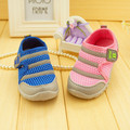J Ghee Boys Girls Shoes Blue Pink Color For Kids, Breathable Running Children Sneakers Air Mesh Casual Kids Shoes For Boys Girls