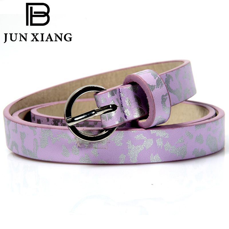 Casual Children Belt Metal Alloy Pin Buckle Suitable for Girl Gift