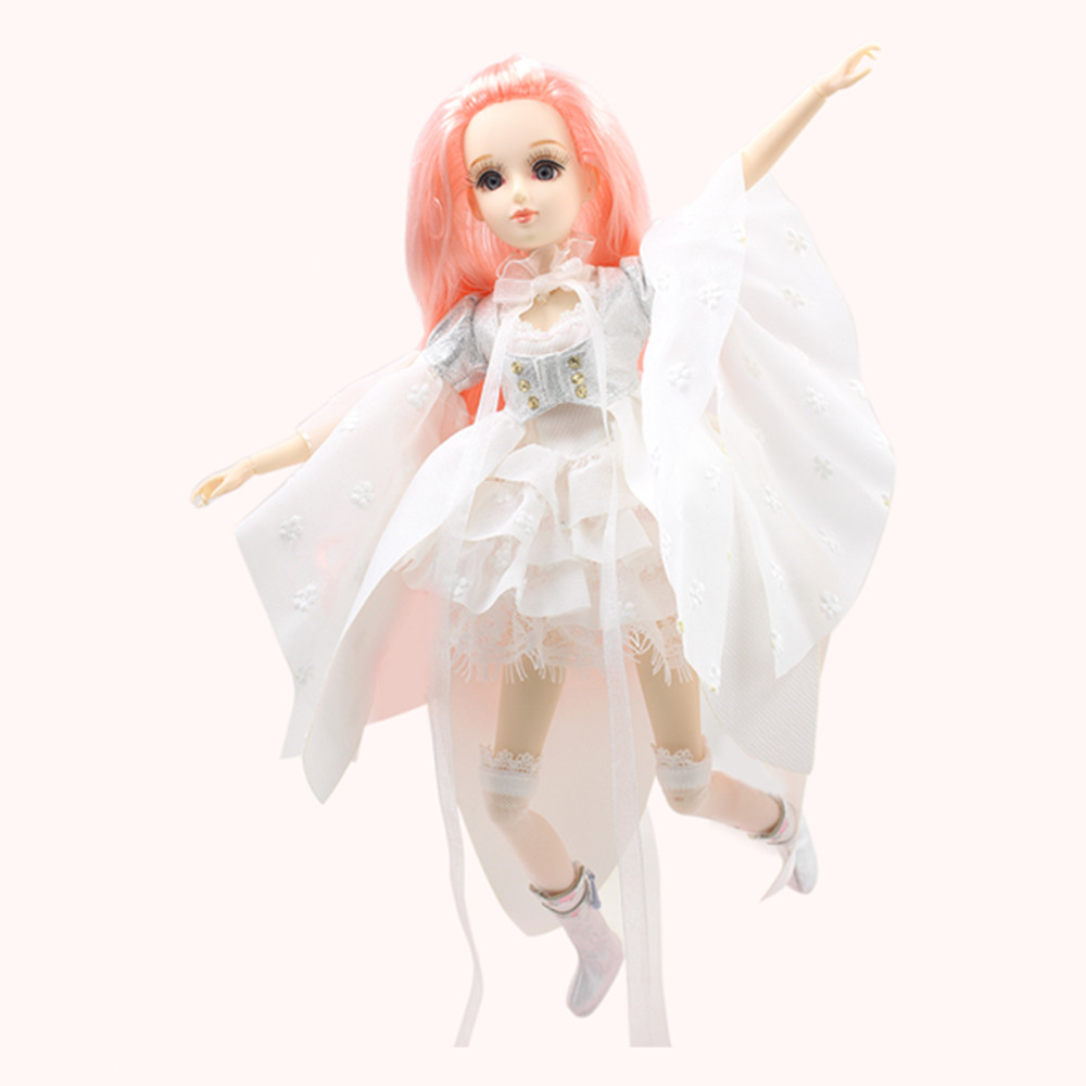 ICY Free shipping BLYTH bjd neo Fortune days fashion dream doll Xiaojing JOINT body pink hair dress box shoes stand toy gift все цены