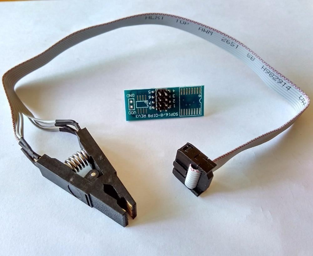Testing Clip SOIC 16 SOIC16 DIP 16 Pin Test Clip Programmer