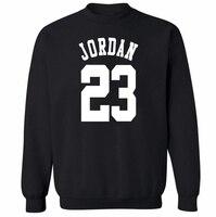 2017 New Fashion Jordan 23 Brand Hooded Men Streetwear Pullover Men Fleece Hoodies Hip Hop Men