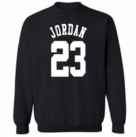 2017 New Fashion Jordan 23 Brand Hooded Men Streetwear Pullover Men Fleece Hoodies Hip Hop Men