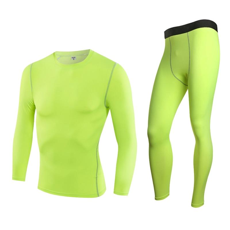 YD Nieuwe Logo Custom 2 stks Fitness Strakke Running Set Sneldrogende - Sportkleding en accessoires - Foto 5