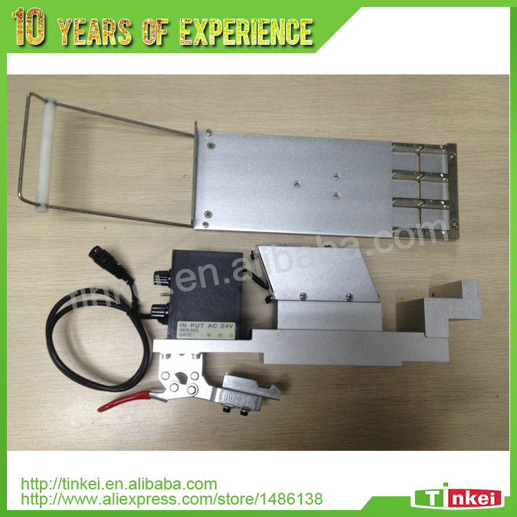 TKO-502-VJ 3 tube juki feeder vibrating feeder smt stick feeder vibration feeder factory price 900c servo motor for mutoh vj 1204 vj 1604 vj 1624 vj 1638 vj 1304 rj 900c printer