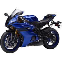 Gloss Blue Fairings YZF R6 2017 2018 Year ABS Motorcycle Fairing For Yamaha YZF R6 17 18 ABS Injection Plastics Bodywork Carenes
