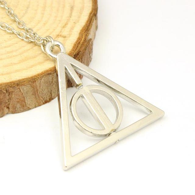 Deathly Hallows Pendent & Necklace