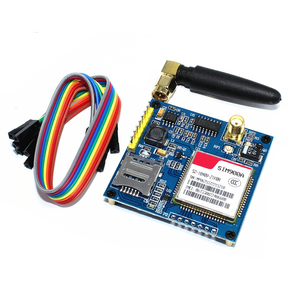 Sim900A Module Sms Development Board Gsm Gprs Stm32 Wireless Data Transmission
