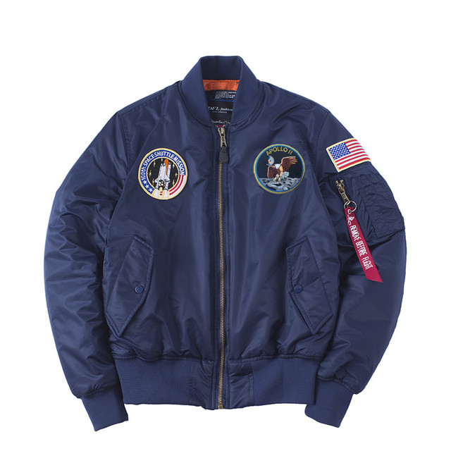 MA1 Apollo  Bomber Jacket  Reversible