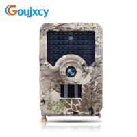 Goujxcy PR 200 Trail camera Waterproof Ip56 wildlife camera 950nm infared night scout Hunting camera photo traps camera chasse