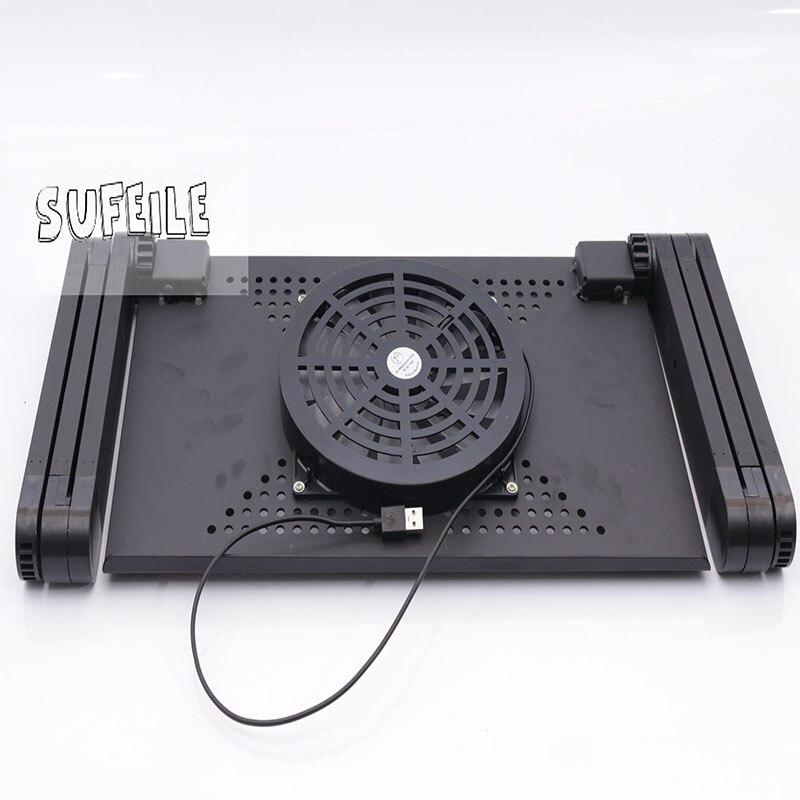 SUFEILE Черный складной письменный стол - Мебель - Фотография 5