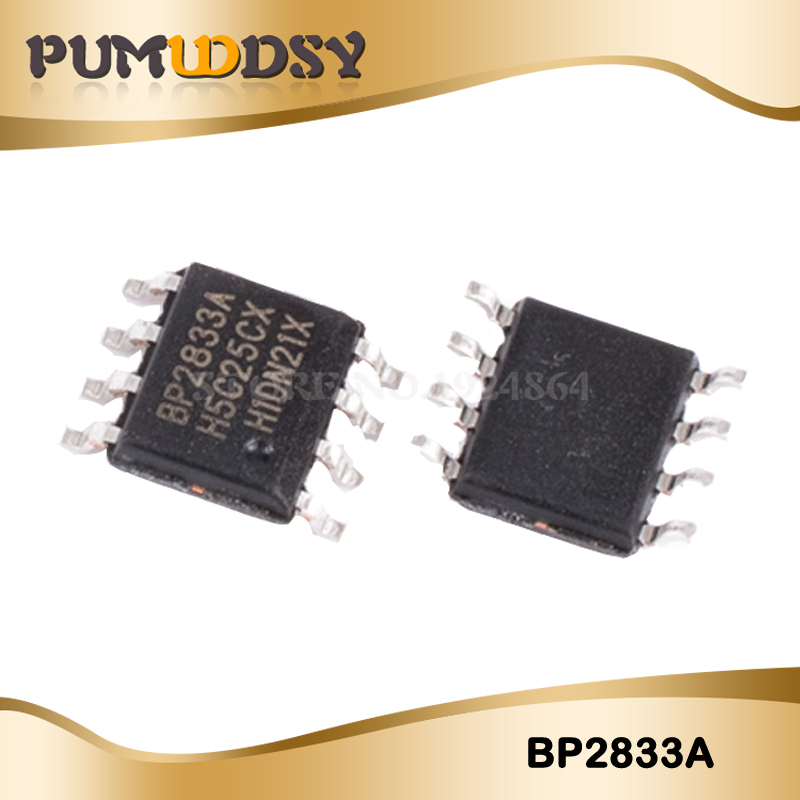 10PCS BP2833D Non-isolated constant current driver chip DIP-8