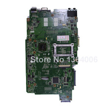 High quanlity Laptop Motherboard For ASUS K70AC K51AB REV:2.1 Mainboard