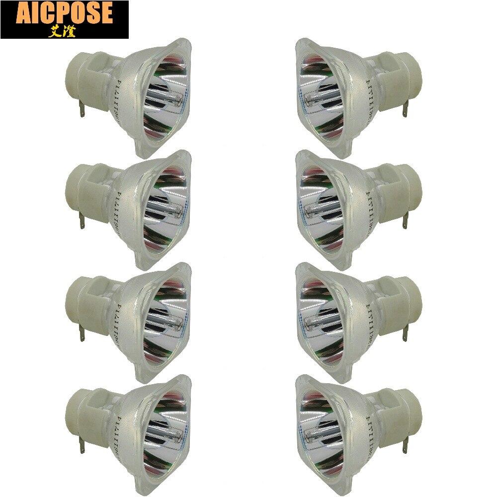 8 шт./лот лучевая светильник ПА 200 Вт 5R , 7R 230 Вт, 2R , 10R , 15R , 16R , 17R металлическая галогенная лампа, движущаяся платиновая лампа