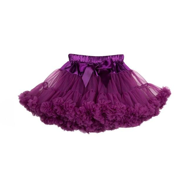 Girls Kids Tutu Skirt Princess Party Ballet Dance Wear Pettiskirt Costume PETS-179