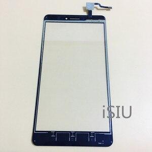 Image 2 - Display LCD Touch Screen Per Xiao mi mi max 2 Touchscreen pannello Max2 Mi Max 2 frontale OBIETTIVO di Vetro Del sensore digitizer pezzi di Ricambio Del Telefono