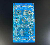 Free ship LS70 tube rectifier voltage regulator power supply board empty board PCB
