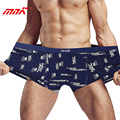 MNK Big Size Men Underwear Bamboo Fiber Super Soft Men Boxers Shorts Plus Size 4XL 5XL 6XL Mens Underwear Boxers for Fat Guys